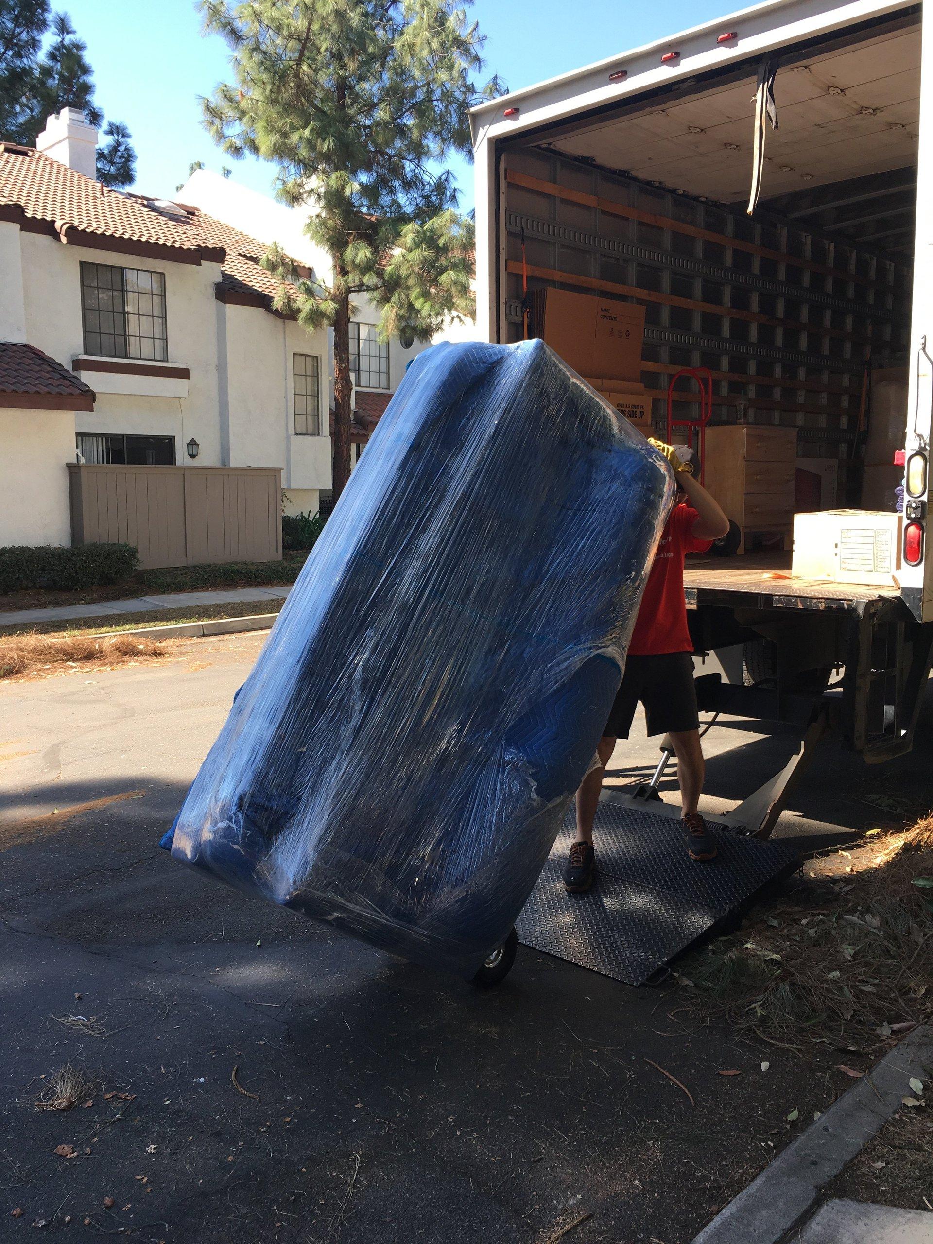 Moving Company Pasadena