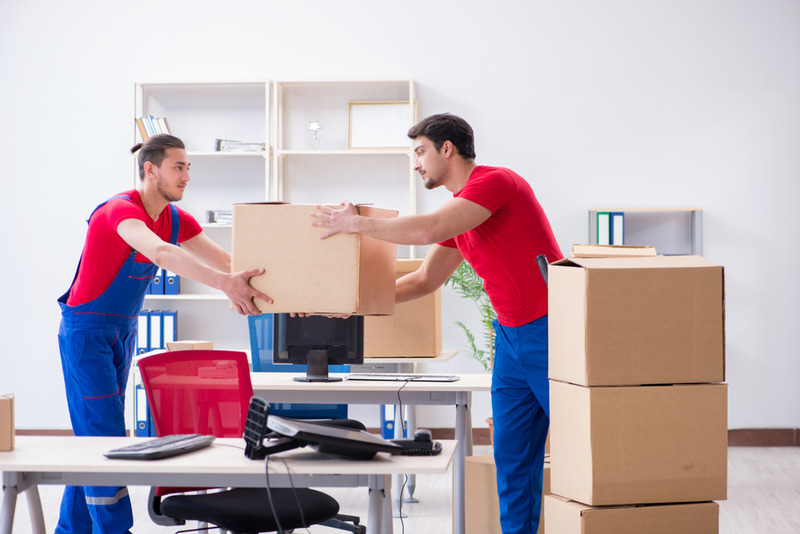 Avoid Disaster and Hire the Best Office Movers in Los Angeles