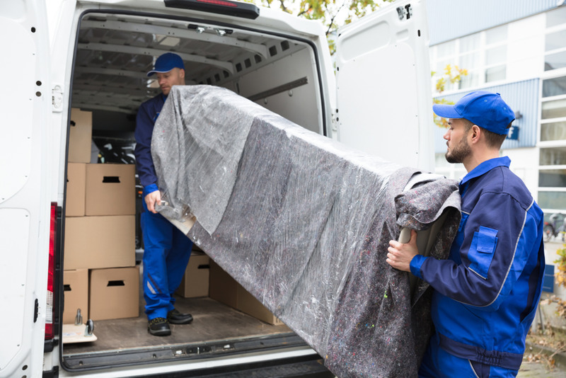 residential movers in Los Angeles