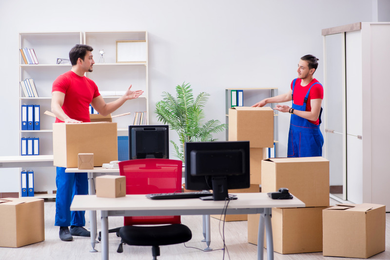 office movers in LA