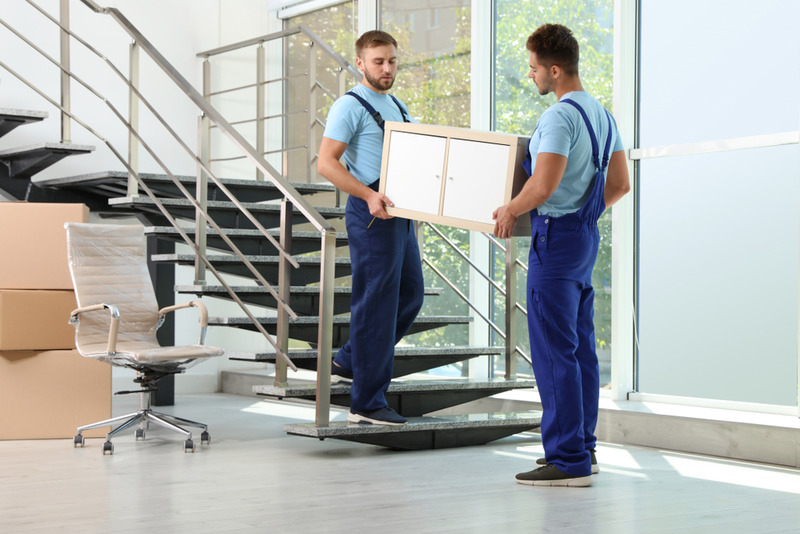 top office movers in Los Angeles