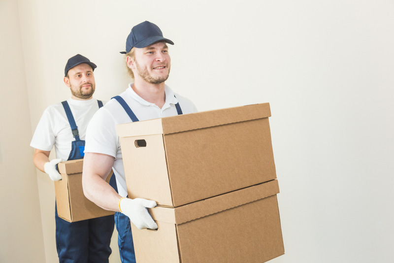 Movers in Chino Hills
