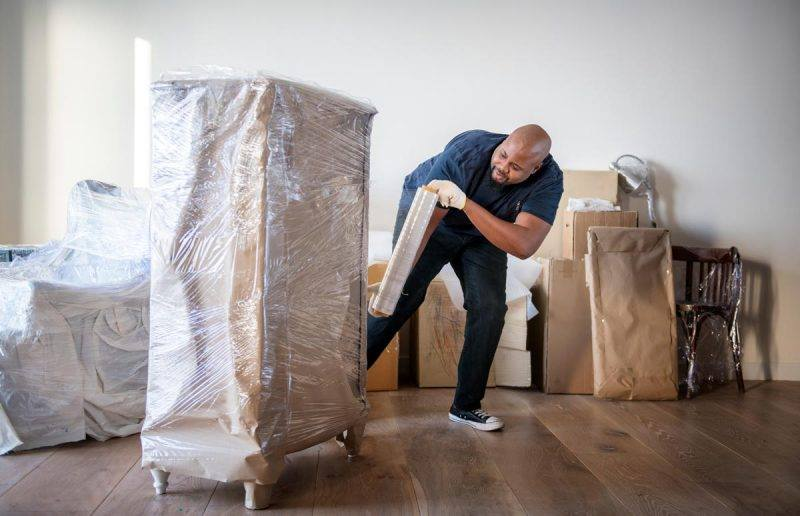 moving labor service in Los Angeles