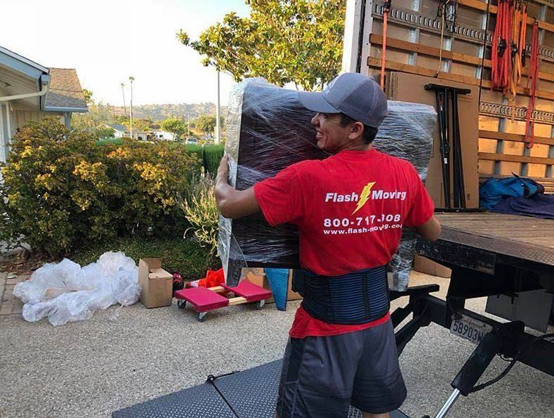 Best Pasadena Movers