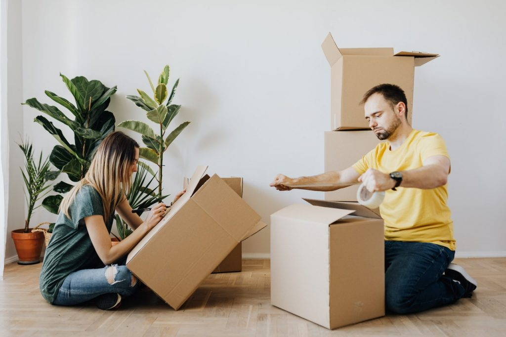 packing service in Los Angeles.