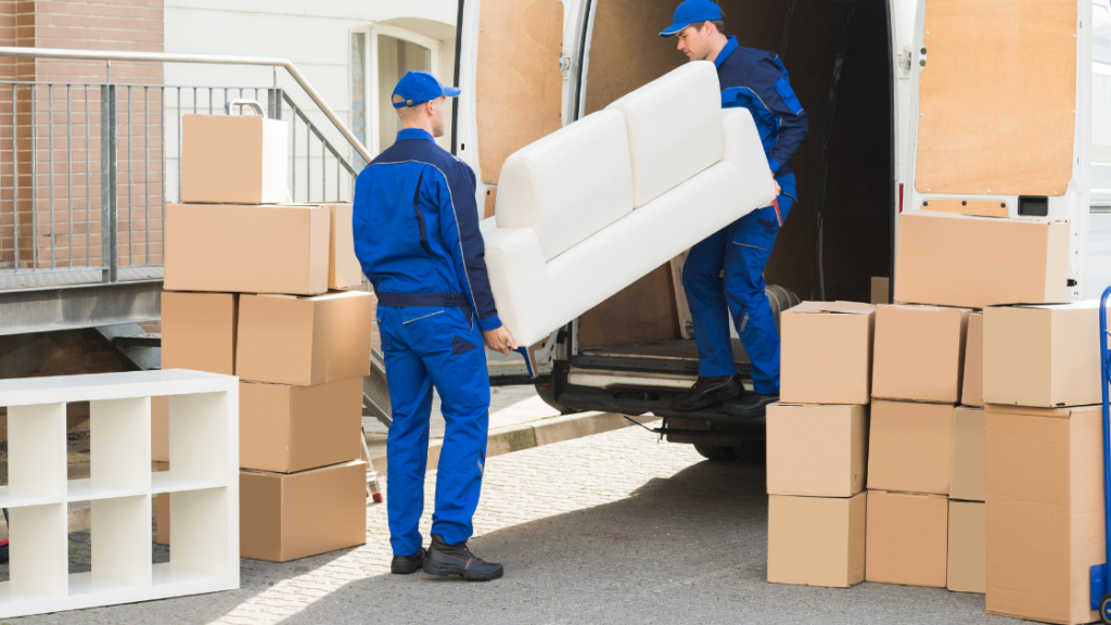 Santa Monica moving company