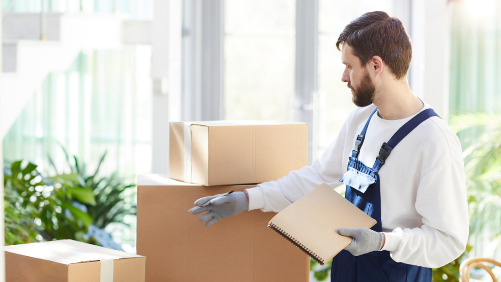 moving service in Los Angeles